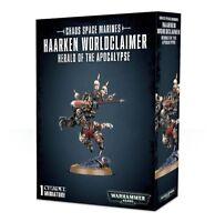 Haarken Worldclaimer, Herald of the Apocalypse Warhammer 40K NIB Flipside