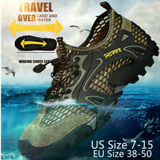 Men's Althletic Water Shoes Gym Fitness Sports Hiking Casual Outdoor Summer Size