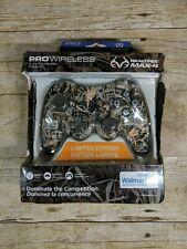 Power A Pro Wireless Camoflage PS3 Controller *New* PLEASE READ DESCRIPTION!