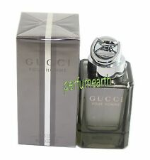 Gucci by Gucci Pour Homme Eau De Toilette for Men 3.0 oz / 90ml EDT Spray New
