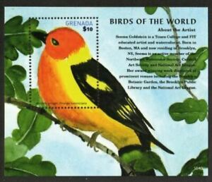 Grenada Stamp - Birds of the World Stamp - NH