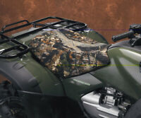 Moose ATV Seat Cover Mossy Oak Fits Honda TRX500FA Rubicon 2005-2013 SCHU05-155