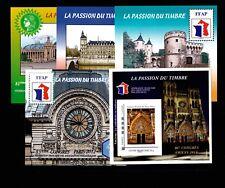 FRANCE ** BLOCS FFAP  n° 2 et 4/7 / MNH / TTBE