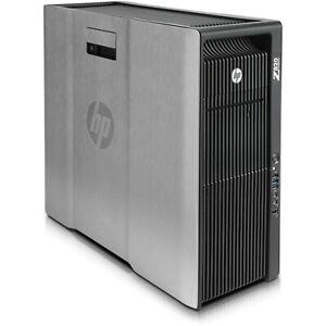 HP Z820 Workstation | 2x Xeon E5-2687Wv2 3.4GHz | Liquid Cooling | Quadro K5000