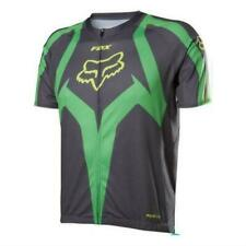 FOX LIVEWIRE BICYCLE JERSEY SHIRT MAGLIA HEMD CAMISA S GREEN MTB DH