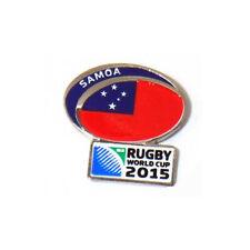 Samoa Rugby World Cup 2015 Pin Badge