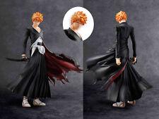 New G.E.M. Series Bleach Kurosaki Ichigo Figure Figurine 22cm No Box