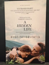 """A Hidden Life """"For Your Consideration"""" Screenplay by Terrence Malick"""