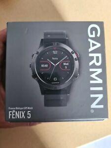 GARMIN FENIX 5  MULTISPORT GPS RELOJ