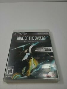 Zone of the Enders HD Collection (Sony PlayStation 3, 2012)  Complete