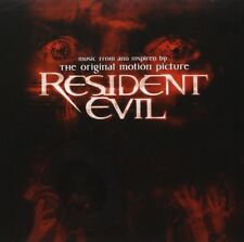 CD FILM SOUNDTRACK SONG MOVIE RESIDENT EVIL-MARILYN MANSON,SLIPKNOT,DEPECHE MODE