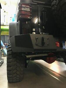 Terminale scarico marmitta Jeep Wrangler JK 2.8 CRD 3.8 3.6 V6 Rubicon Sahara