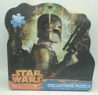 Disney Star Wars Boba Fett Collector's Tin Puzzle 1000 Pieces - Brand New!