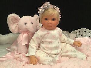 """Lee Middleton Doll """" Safari Baby """""""
