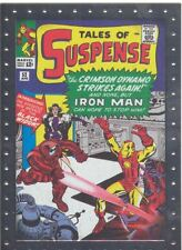 Iron Man 2 Comic Covers Chase Card Cc2