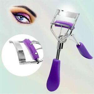 Eyelash Curler With Comb Tweezers Curling Tweezers Curling Multiple Colour