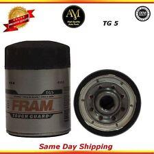 Oil Filter For: Chevrolet C2500 GMC 5.7L 6.5L 7.4L - Fram TG5