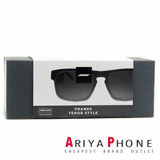 Bose Frames Tenor Audio-Sonnenbrillen - Schwarz