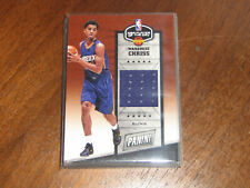 2017 Panini Player of the Day Rookie Memorabilia Marquese Chriss Jersey