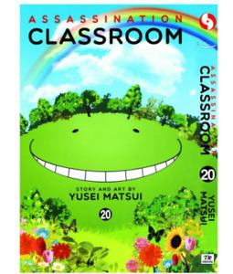 ASSASSINATION CLASSROOM Yusei Matsui Manga Volume 1-21 English Comic New