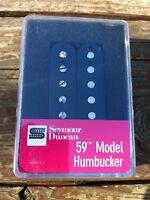 Seymour Duncan SH-1 59 Model Neck Humbucker Pickup BLACK PAF Les Paul - NEW