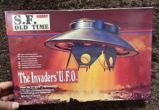 THE INVEDARS UFO 1/72 MODEL KIT TSUKUDA JAPAN