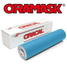 Oracal ORAMASK 813 Translucent Stencil Film 12 Inch x 150 Foot Roll