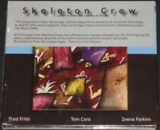 SKELETON CREW learn to talk / the country of blinds UK 2-CD new sealed TOM CORA