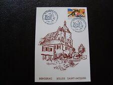 FRANCE - carte 3/5/1992 (bergerac) (B12) french