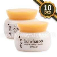 [Sulwhasoo] Essential Firming Cream EX 5ml x 10pcs (50ml) Amore Pacific Sample