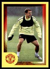 Panini Manchester United 2010-2011 Michael Owen No. 40