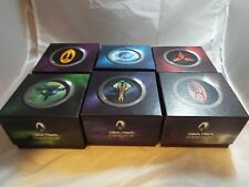 STAR TREK CCG OTSD OFFICIAL TOURNAMENT SEALED DECK SET OF 6 BOXES