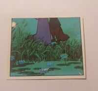 Panini Robin Hood 247 Walt Disney Productions Figurine Sticker 1982 82