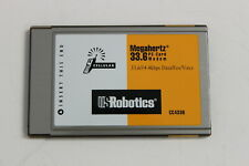 Us Robotics Cc4336 Megahertz 33.6 Pc Card Modem 33.6/14.4Kbps Data/ Fax/Voice