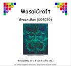 mosaicraft Pixel ARTIGIANATO MOSAICO ARTE KIT ' Green Man 'pixelhobby