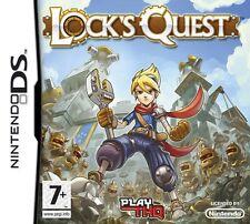 Lock's Quest NDS - LNS
