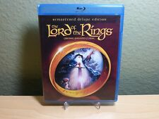 The Lord of the Rings Blu-ray Disc, 2010, Remastered Deluxe Edition Animated Oop