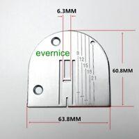 Zickzack-Nadelplatte-Halsplatte # 80040902 Für Veritas Janome 8014 Nähmaschine