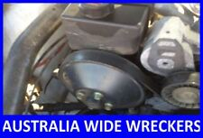 HOLDEN COMMODORE V6 3.8 VN VP VR POWER STEERING PULLEY ONLY WRECKING CAR