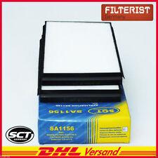 Innenraumfilter Pollen-/Mikrofilter (2er Set) BMW E60 E61 E63 E64