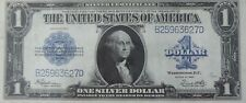 Great 1923 $1 Large Silver Certificate - Lightly Circulated / Uncirculated