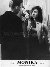 HARRIET ANDERSSON INGMAR BERGMAN  SOMMAREN MED MONIKA 1953  VINTAGE PHOTO #3