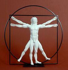 Parastone Davinci Vitruvian Man Ideal Proportions Statue Large DAV05