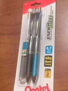 Pentel Pencil GraphGear Twist Erase Mechanical Pencil & Lead Buy New In Package