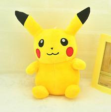 Pokemon Pikachu Plush Stuffed Animal Soft Toy Cuddly Figure Doll New