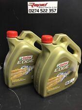 Castrol Edge TITANIUM 0W-40 FST A3/B4 synthetic engine oil 0W40 8 Litres 8L