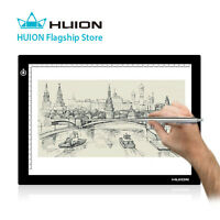 Huion L4S USB LED Tracing Light Box Board A4 Photography Drawing Light Pad US