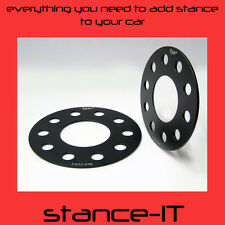 5MM VW / AUDI SPACER SHIMS WHEEL SPACERS PCD 5X112 CB 57.1 5MM LIGHT WEIGHT