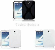X Line TPU Gel Silicone Skin Case Cover For Samsung Galaxy Note 8.0 N5100 Tablet