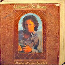 GILBERT O'SULLIVAN a stranger in my own back yard LP 1974 MAM UK just like me++